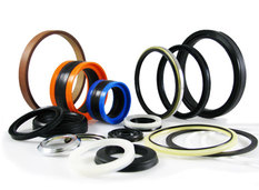 Excavator, backhoe, bulldozer spare parts seal kit, gaskets, packings, bushing