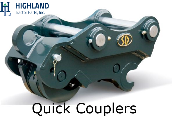 Quick coupler hydraulic attachment for excavators and backhoes. Hydraulic attachments for Komatsu, Caterpillar, Volvo, Kobelco, Hyundai, Hitachi, Doosan. Quick coupler for PC200, EC210B, R220LC-9S, EX200, SK210, 320D.